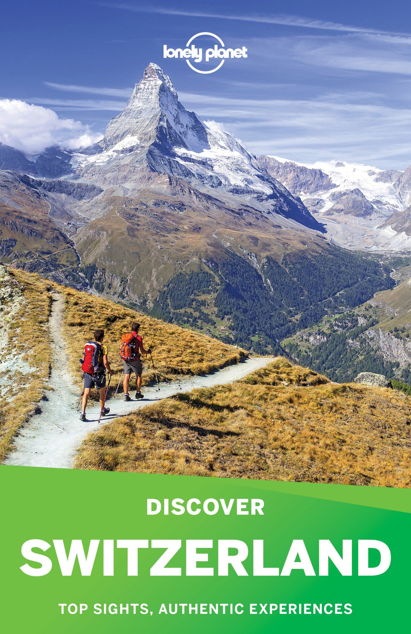 Download Lonely Planet Discover Switzerland Travel Guide border=