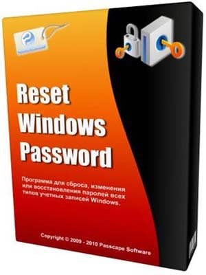 Passcape Software Reset Windows Password 7.0.5 Advanced Edition