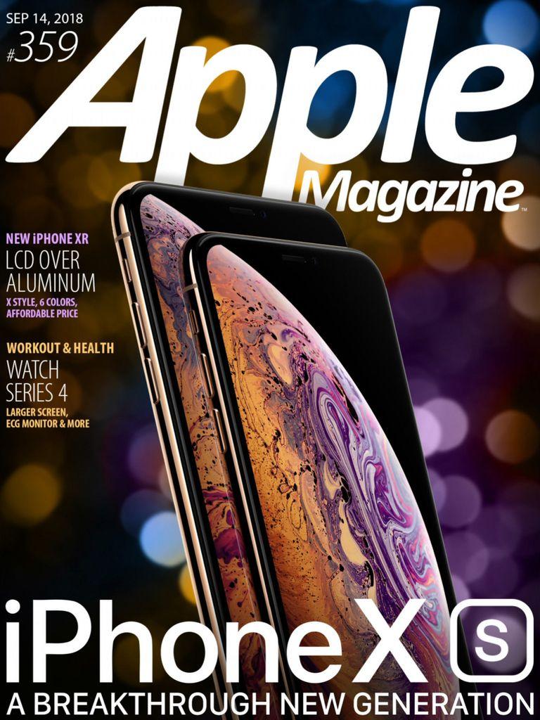 AppleMagazine - September 14, 2018