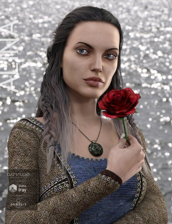 Download Alina for Genesis 8 Female - SoftArchive