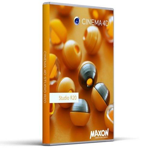 Maxon CINEMA 4D Studio R20.026 macOS
