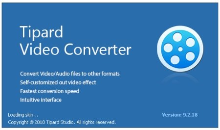 Tipard Video Converter 9.2.18 Multilingual