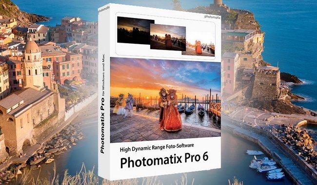 HDRsoft Photomatix Pro 6.1.1
