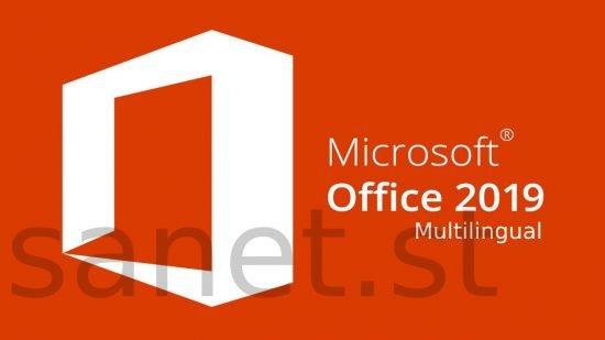Microsoft Office Professional Plus (x86-x64) Version 1808 (Build 10730.20102) PART 2 Multilanguage RTM-Retail 2019