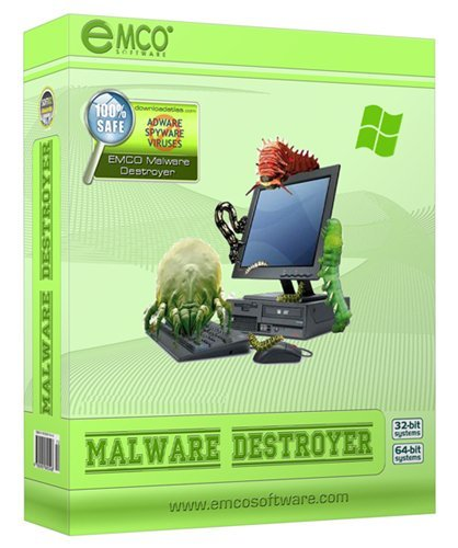 EMCO Malware Destroyer 8.2.25.1164Freeware