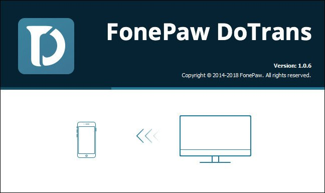 FonePaw DoTrans 1.0.6 Multilingual