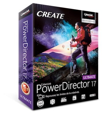 CyberLink PowerDirector Ultimate 17.0.2727.0
