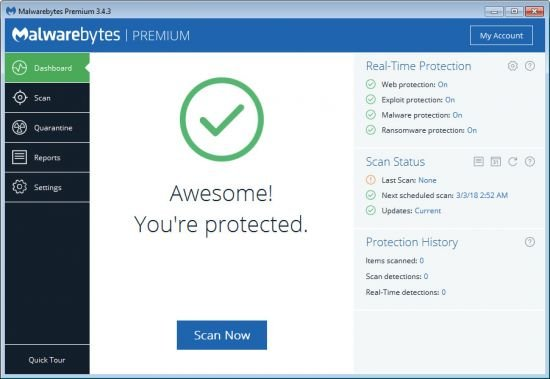 Malwarebytes Premium 3.6.1.2711 Final Multilingual