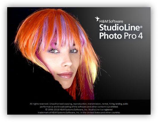 StudioLine Photo Pro 4.2.41 Multilingual
