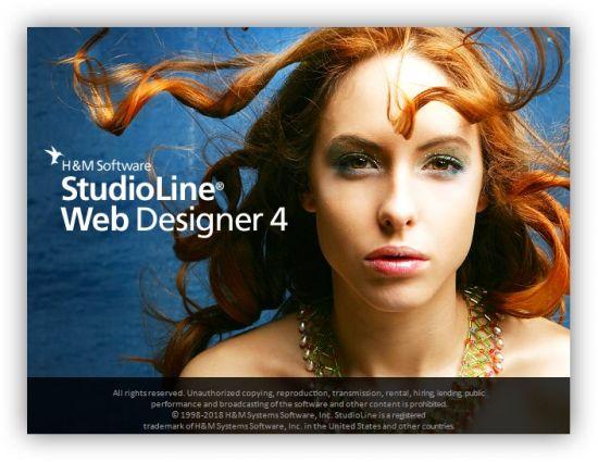 StudioLine Web Designer 4.2.41 Multilingual