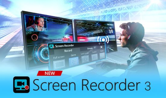 CyberLink Screen Recorder Deluxe 3.1.1.5177 Multilingual