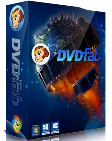 DVDFab 10.2.1.6 (x64) Multilingual