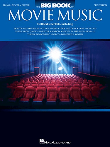 The Big Book of Movie Music (3rd Edition)-P2P