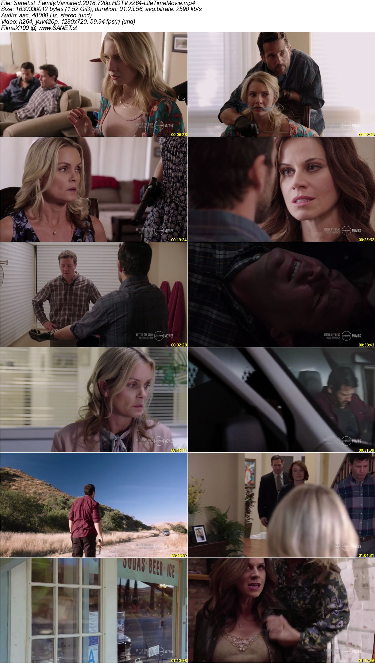 Download Family Vanished 2018 720p HDTV x264-LifeTimeMovie