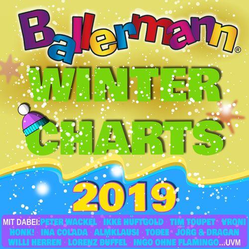 Ballermann Winter Charts 2019 (2018) Mp3
