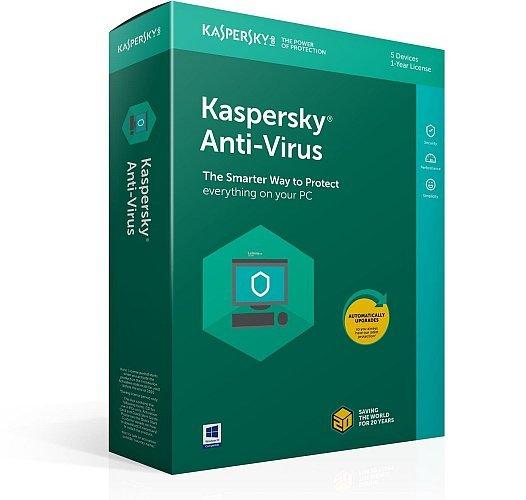 Kaspersky Anti-Virus 2019 v19.0.0.1088