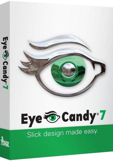 Alien Skin Eye Candy 7.2.1.7 Revision 41171