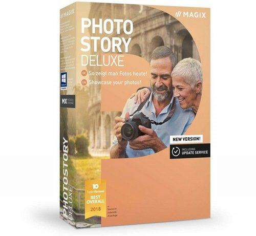 MAGIX Photostory 2019 Deluxe 18.1.1.53