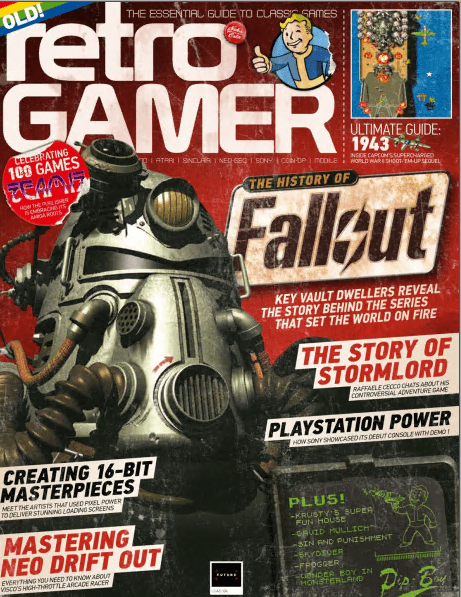Download Retro Gamer - Issue 186, 2018 - SoftArchive