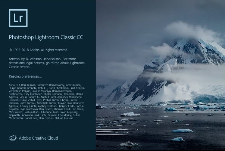 Torrent + Direct - Adobe Lightroom Classic Cc (v8 0) Multilingual