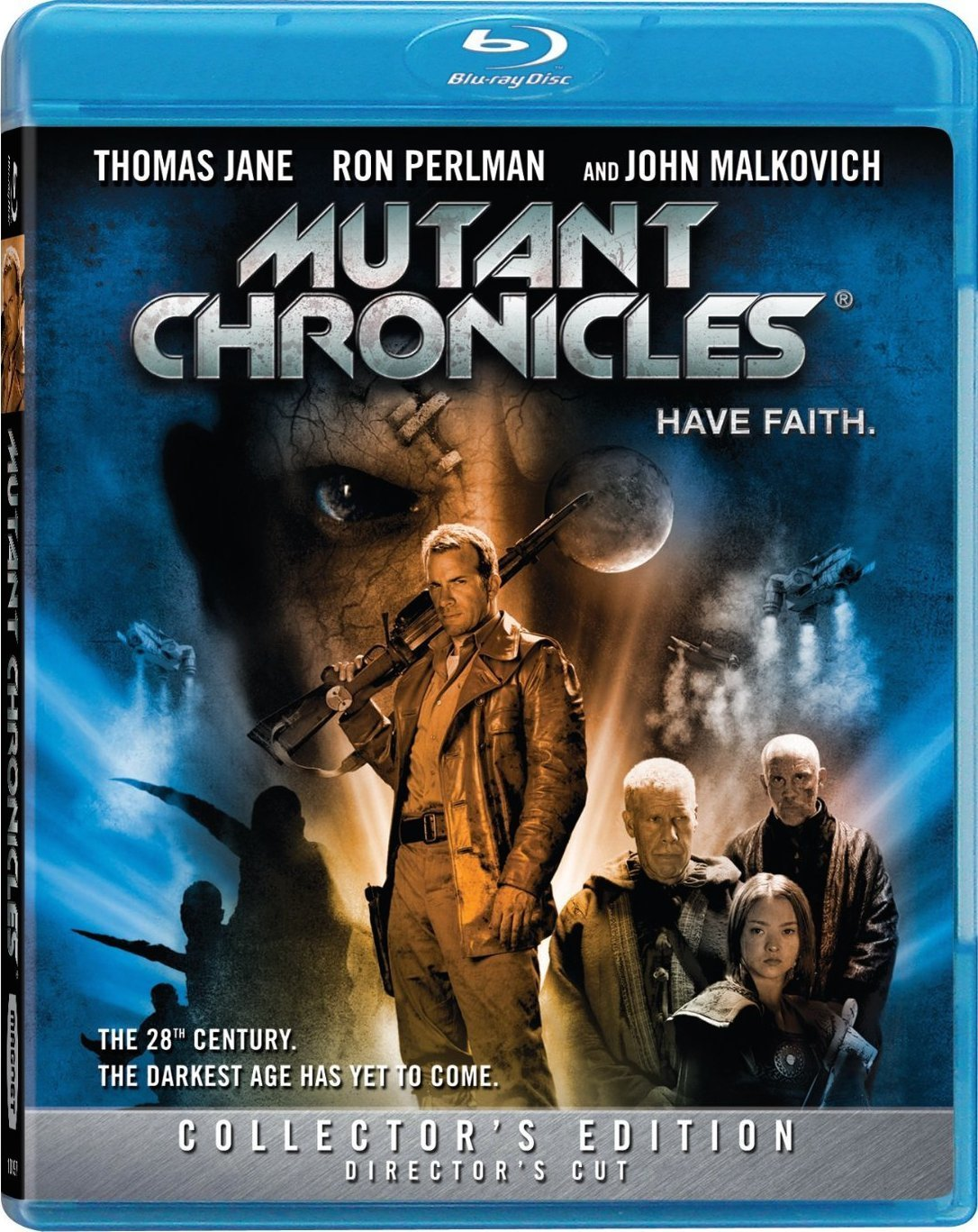 The mutant chronicles (2008) review | sci-fi movie page.