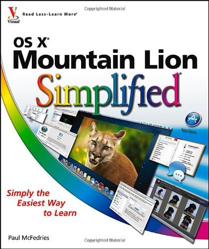 Download OS X Mountain Lion Simplified - SoftArchive