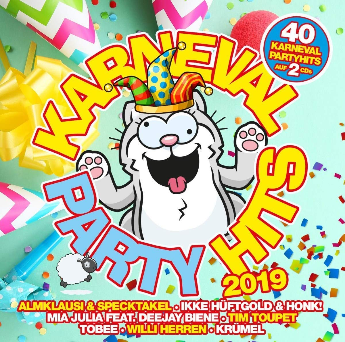 Karneval Party Hits 2019 (2018) MP3