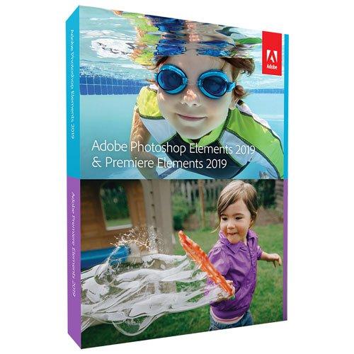 Adobe Photoshop Elements & Premiere Elements 2019 v17.0