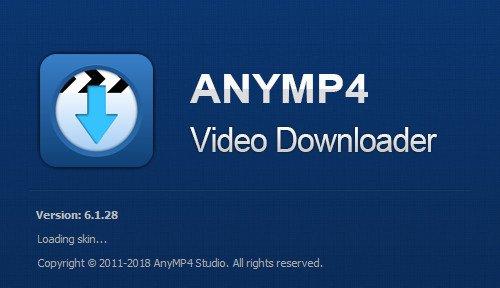 AnyMP4 Video Downloader 6.1.28 Multilingual