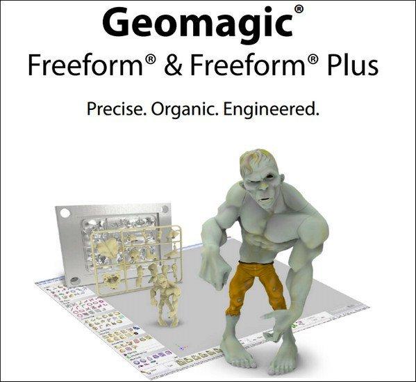 Geomagic Freeform Plus 2019.0.61 (x64)