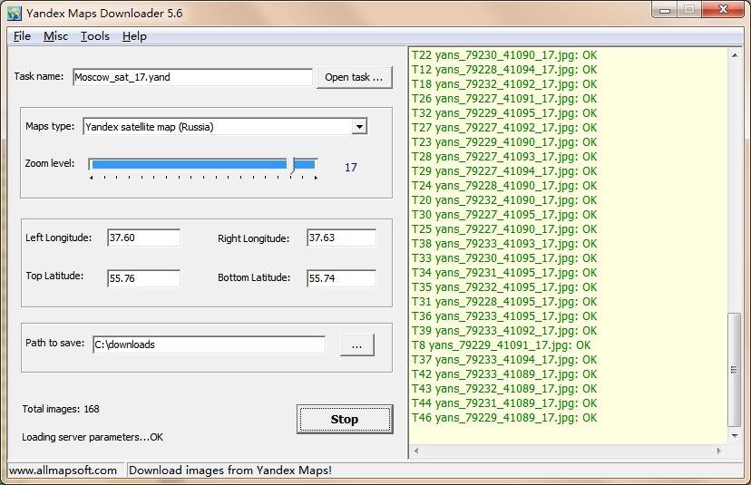 Download AllMapSoft Yandex Maps Downloader 5 74 - SoftArchive