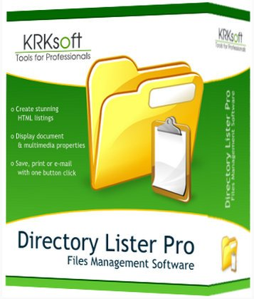 Directory Lister Pro 2.30 Enterprise Multilingual