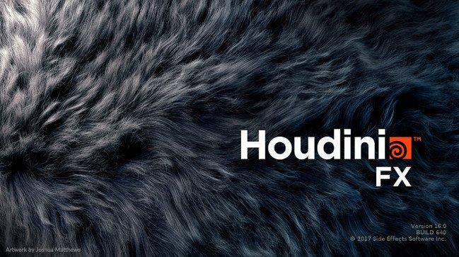SideFX Houdini FX 16.5.536 (x64)