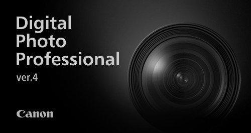 Canon Digital Photo Professional 4.9.20 Multilingual