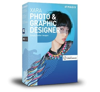 Xara Photo & Graphic Designer 16.0.0.55162