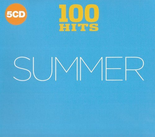 100 Hits: Summer (5CD, 2018).mp3 320 kbps