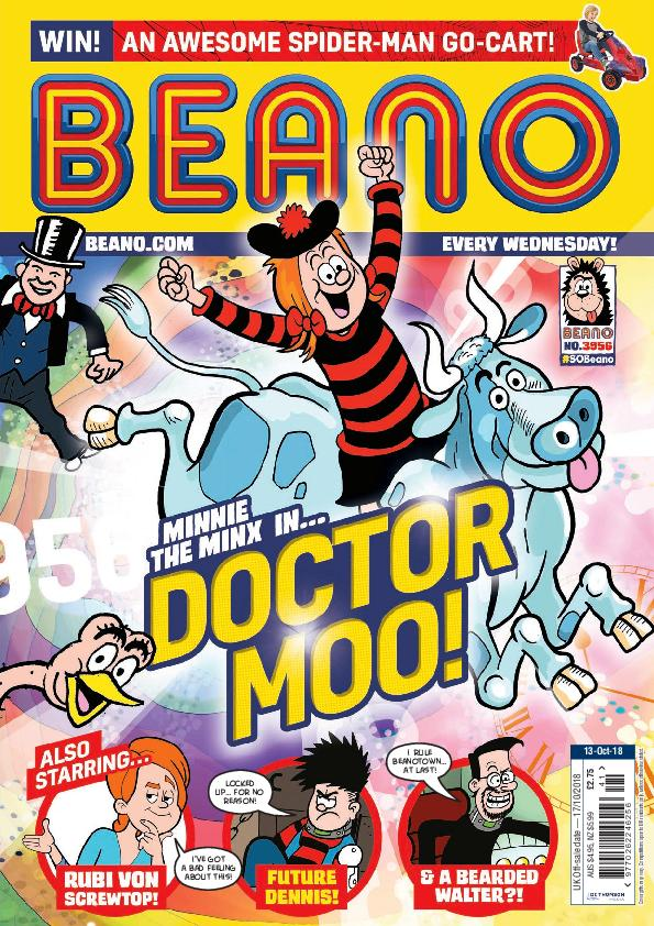 Download The Beano 13 October 2018 Softarchive