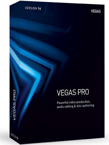 MAGIX VEGAS Pro 16.0.0.307 (x64) Multilingual