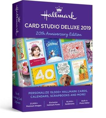 Hallmark Card Studio 2018 Deluxe 19.0.0.11