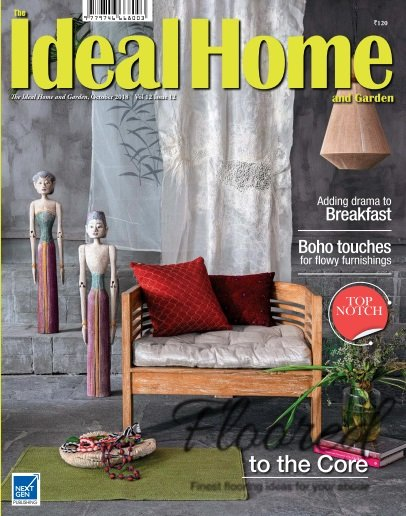 The Ideal Home Garden India October 2018