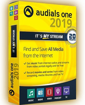 Audials One Platinum 2019.0.3800.0 Multilingual
