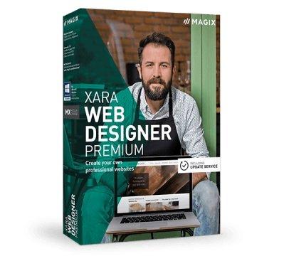 Xara Web Designer Premium 16.0.0.55162