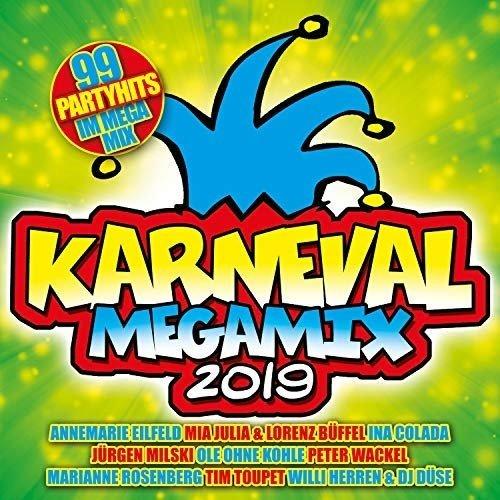 Karneval Megamix 2019 (2018) Mp3 / Flac