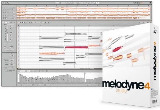 Celemony Melodyne Studio 4.2.0.20