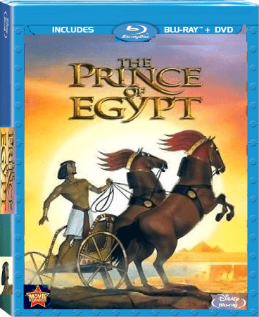 The Prince of Egypt 1998 Torrent Magnet