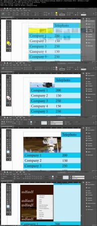 Adobe InDesign - The Complete Guide to Tables (Complete Guide to Master InDesign, Module 3)