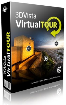3DVista Virtual Tour Suite 2018.1.11 Multilingual