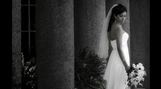 Timeless Contemporary Bridal Portraits