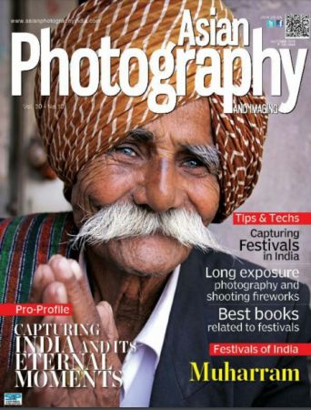 Asian Photography October 2018