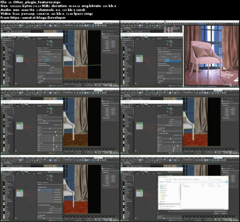 3ds Max: Substance to V-Ray Workflows